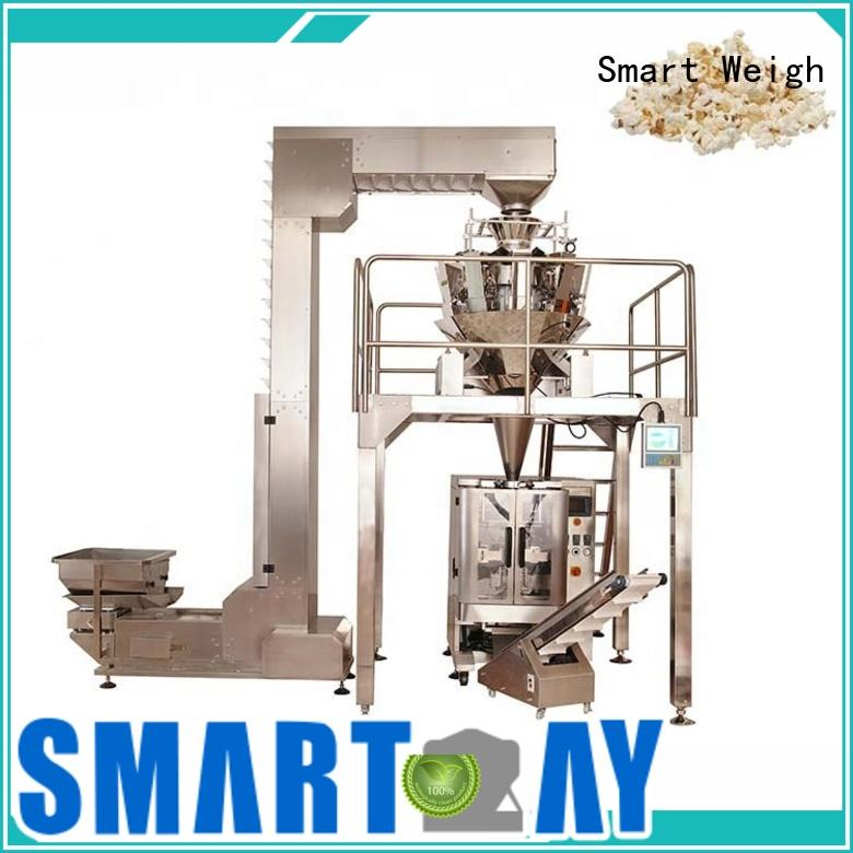 Smart Weigh hand packing machine company for foof handling