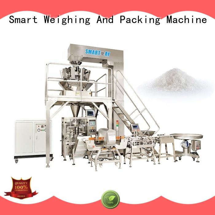 Smart Weigh first-rate pasta filling machine with cheap price for food weighing