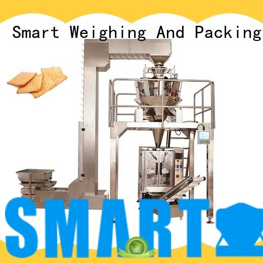 Smart Weigh combined lays packing machine supply for foof handling