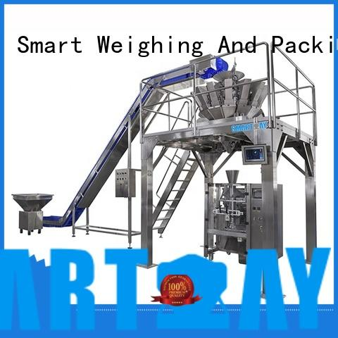 Smart Weigh easy operating buy packaging machine China manufacturer for food labeling