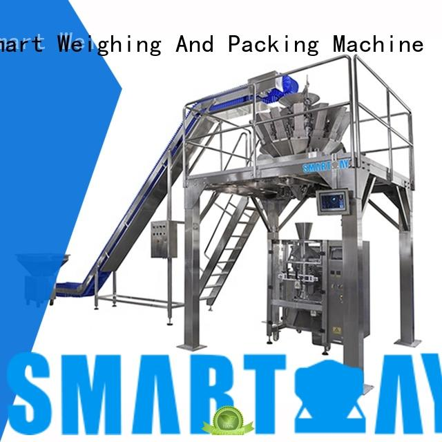 best container packing machine smart customization for food labeling