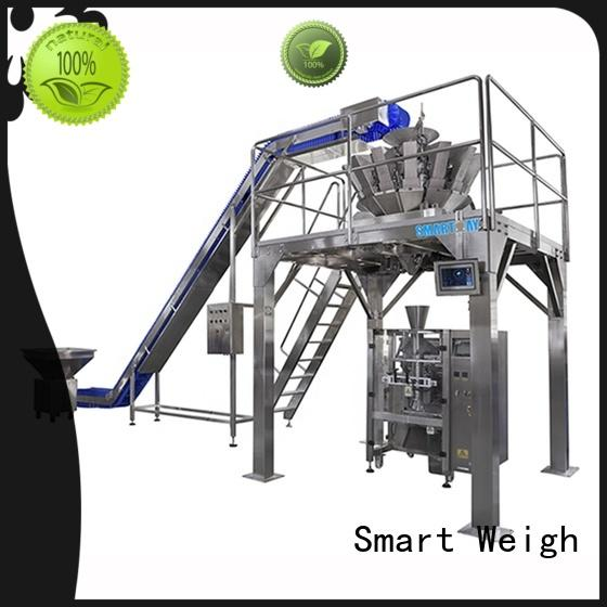 Smart Weigh combined new packing machine manufacturers for foof handling
