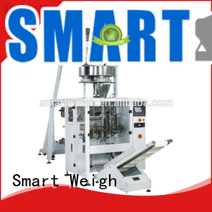 Smart Weigh vertical pouch packing machine manufacturers for salad packing