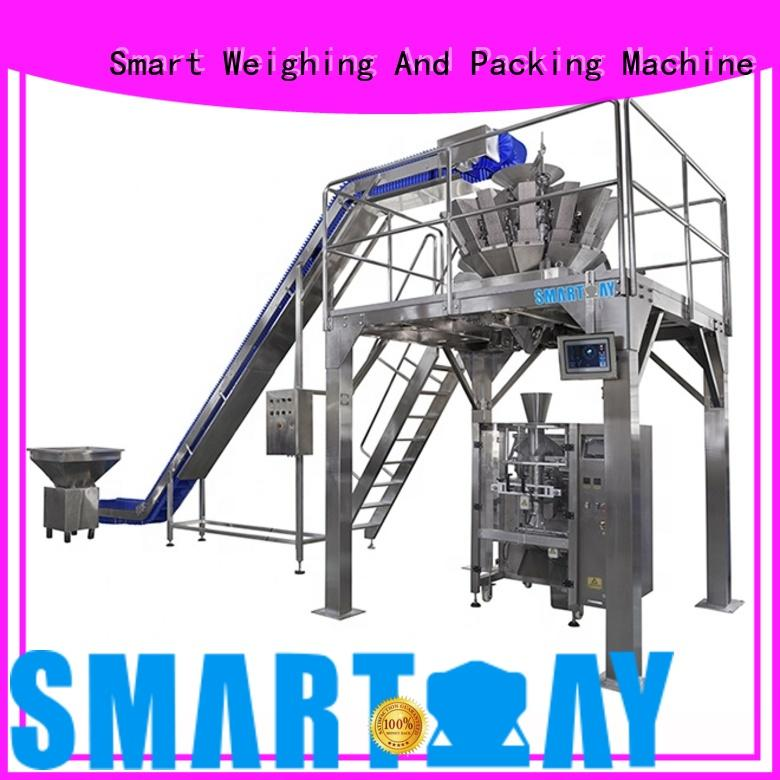 Smart Weigh stable foam packing machine inquire now for food weighing