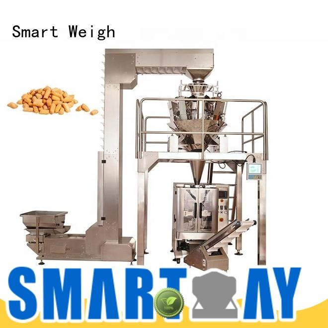 Smart Weigh best-selling skin pack machine for food weighing