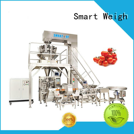 Smart Weigh multifunction vertical form fill seal packaging machines for food packing