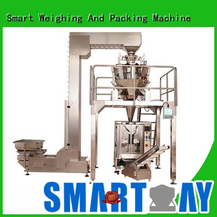 Smart Weigh high quality coffee packaging equipment with cheap price for food labeling