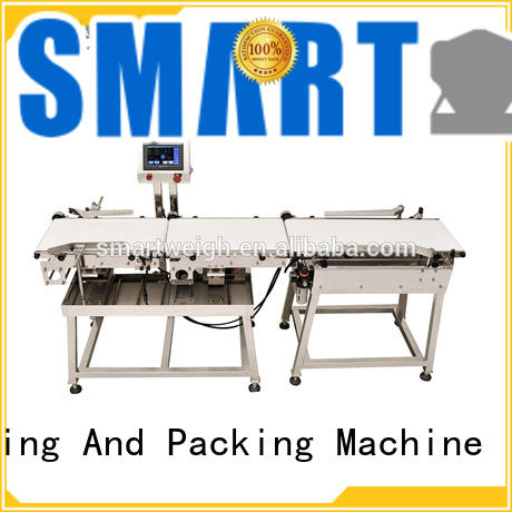 Smart Weigh latest checkweigher manufacturers with cheap price for food packing