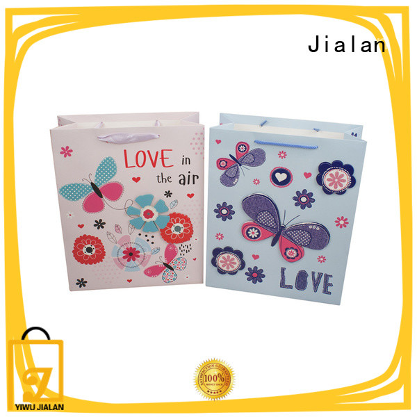 Eco-Friendly paper bags wholesale gift packing