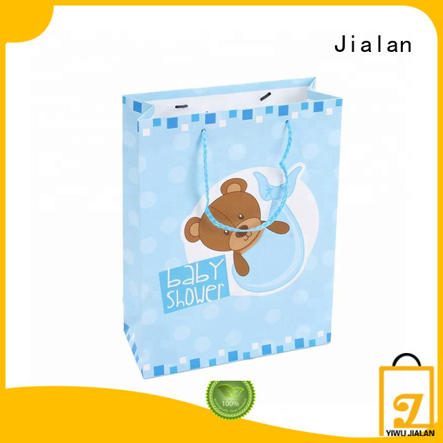 Jialan gift bags supply for packing gifts