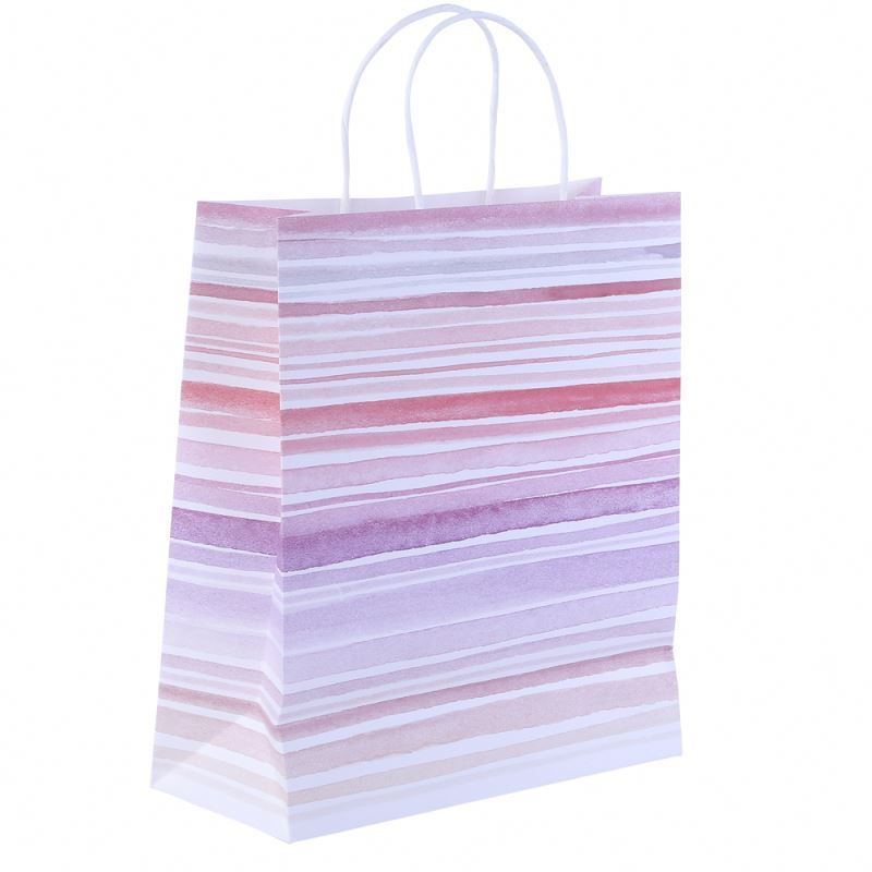 Best seller delicate oem paper bag low cost customised paper bag with logo