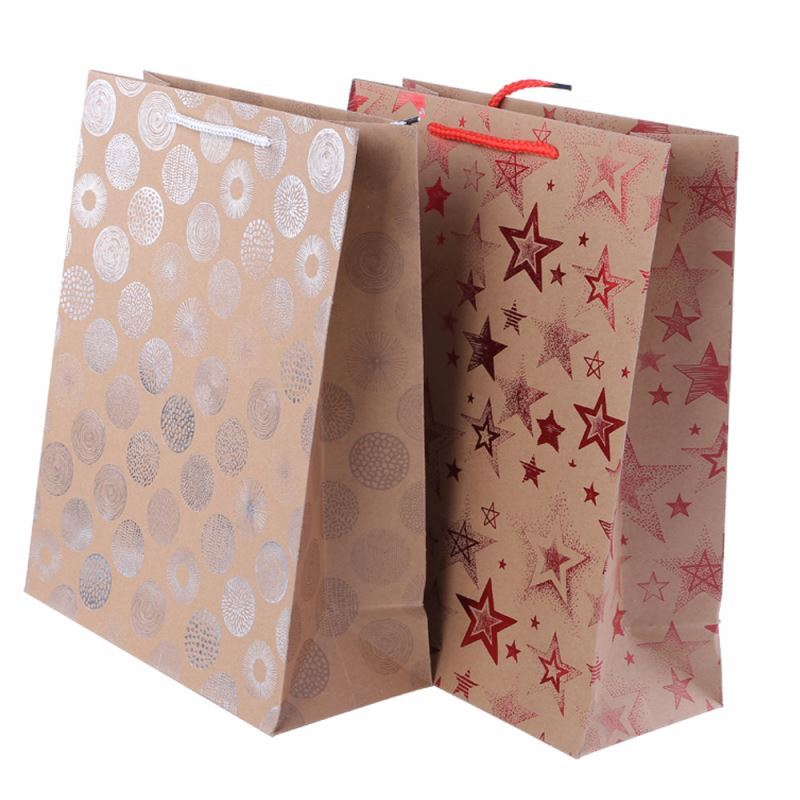 Excellent quality eco friendly paper bag take away shopping paper bag korea