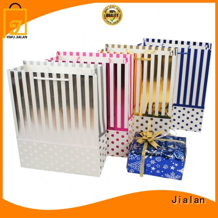 Jialan Eco-Friendly wholesale gift bags manufacturer