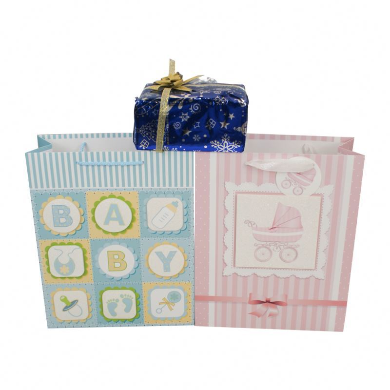 Wholesale Factory Direct 3D Gift Paper Bag,Reliable Cheap Handmade Tote Paper Bag For Gift