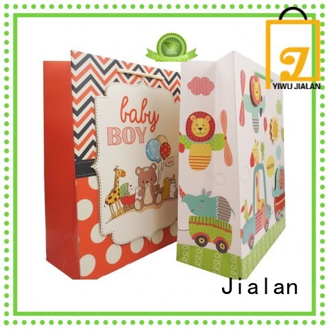 Jialan gift bag supply for holiday gifts packing