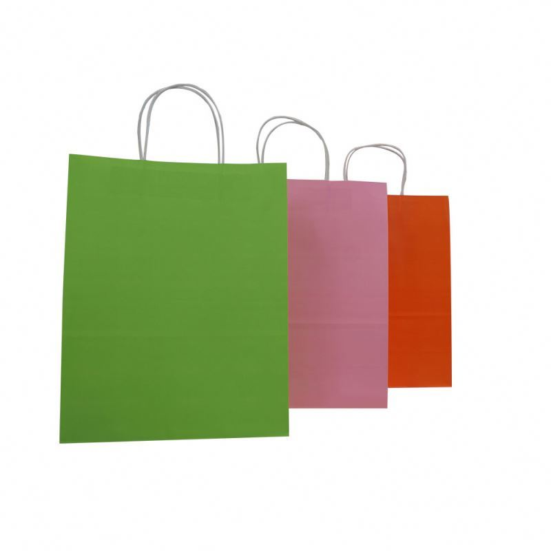 New selling kraft stand up pouch bag gift packing kraft paper bag wholesale