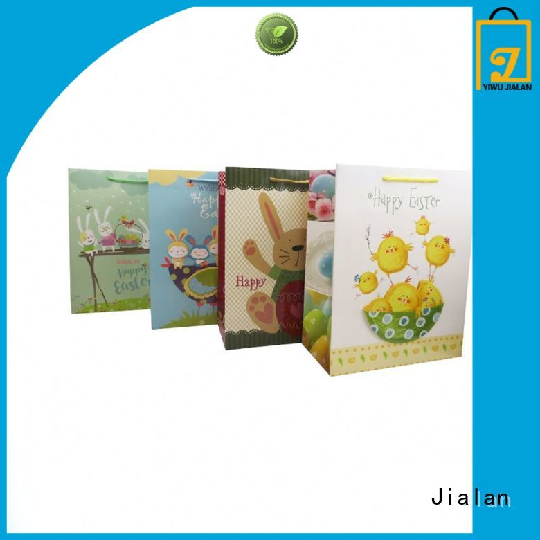 Jialan wholesale gift bags indispensable for holiday gifts packing