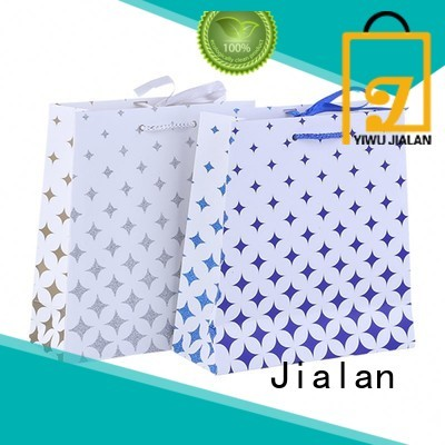 Jialan best price personalized paper bags very useful for