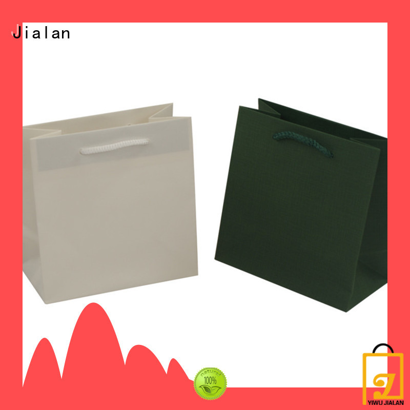 Jialan economical paper carrier bags indispensable for packing gifts
