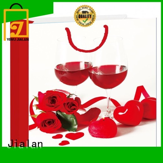 Jialan paper bag company widely employed for
