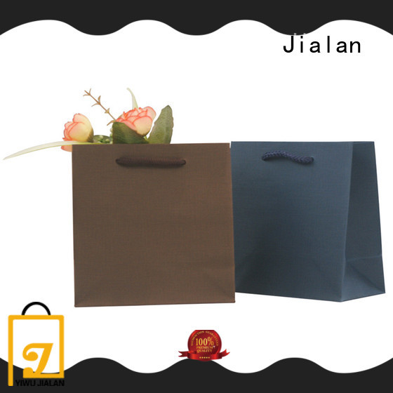 Jialan wholesale gift bags needed for gift packing