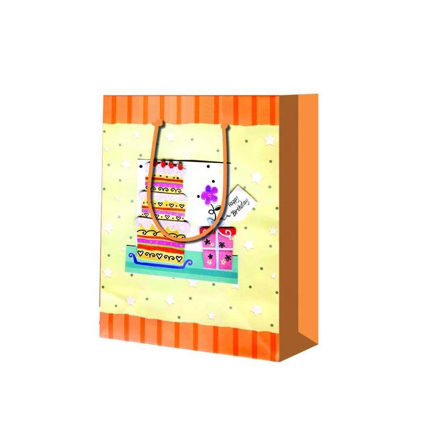 New Special Design Creative Personalized Prominent Practical Birthday Party Bags
