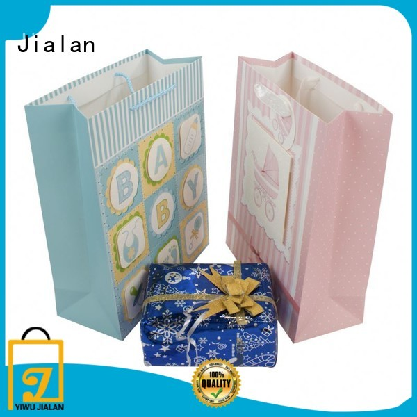 Jialan personalized paper bags indispensable for gift packing