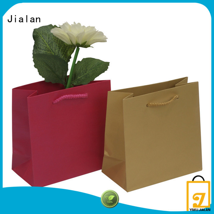 Jialan gift bags needed for packing gifts