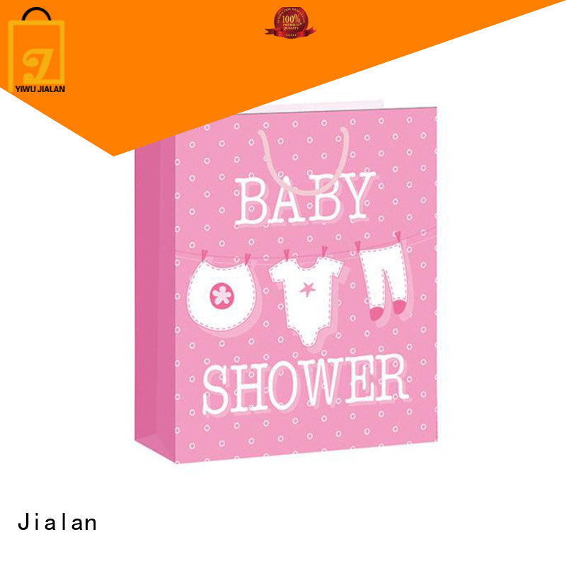 Jialan small paper gift bags manufacturer