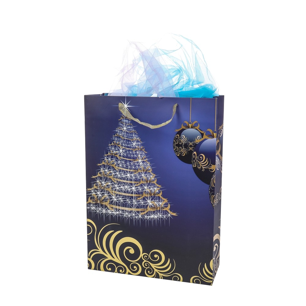 Large Luxury Kraft Paper Recycle Gift Bags With Perfect Solution Paper Craft Bags