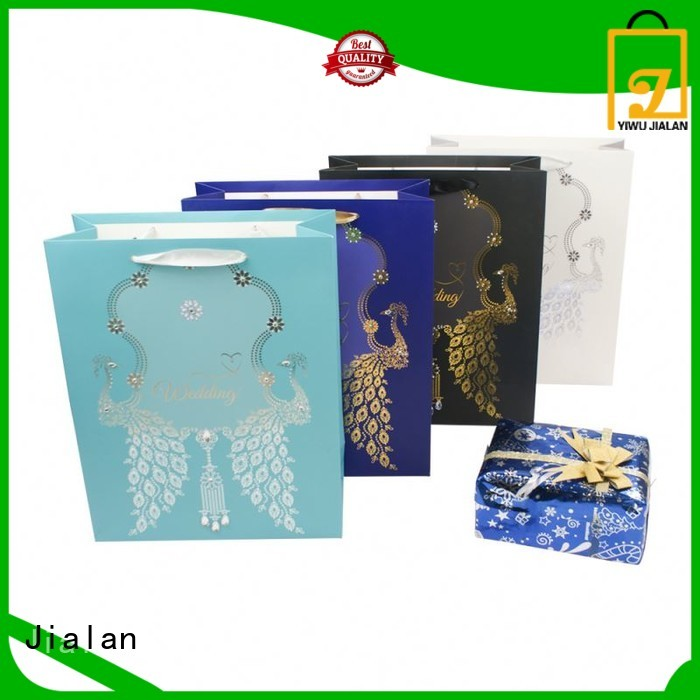 Jialan paper gift bag gift packing