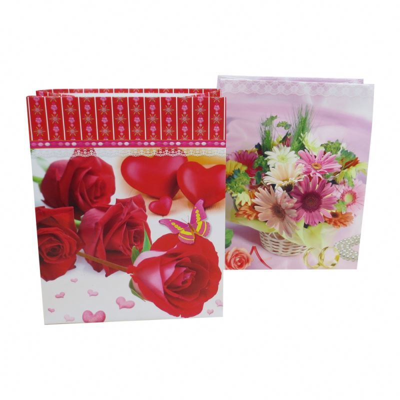 Latest product paper bag for shopping exquisite luxury shopping paper bag