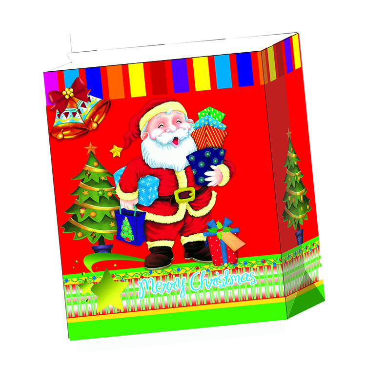 Low Cost Heavy-duty Personalized Printed Storage Party Gift Shopping Bags