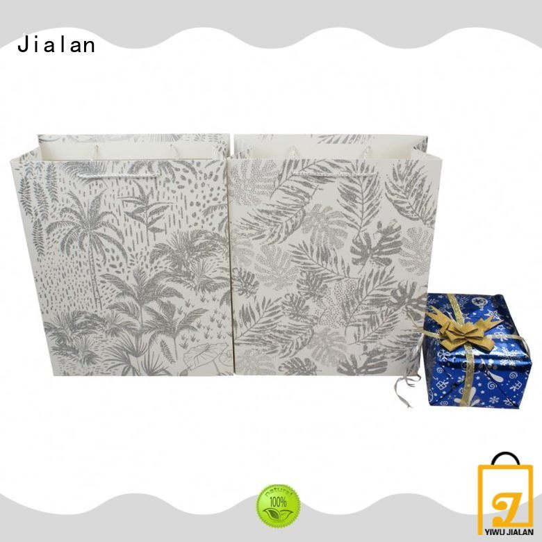 Jialan personalized gift bags for sale for packing birthday gifts
