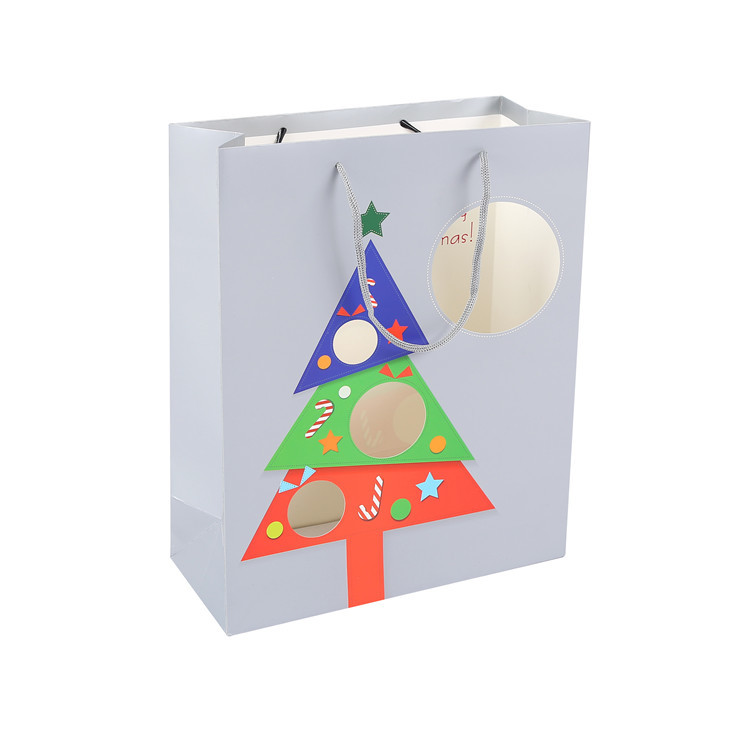 High Quality Cheap Customized Paper Gift Bags with Handles