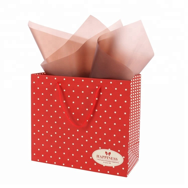 New Style High Quality Birthday Party Gift Favor Bag Little Gift Bags Foil Bag For Gift Covers