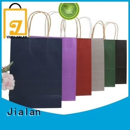 Jialan personalized paper bags