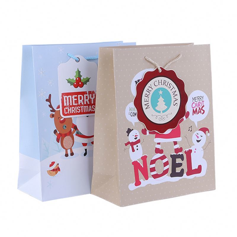 New arrival disposable paper bag workmanship fancy paper bag gift bags