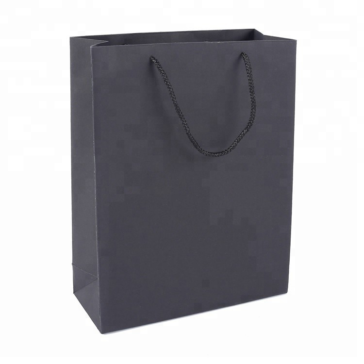 Manufacturers customized medium gift bag coated paper gift bag with handle