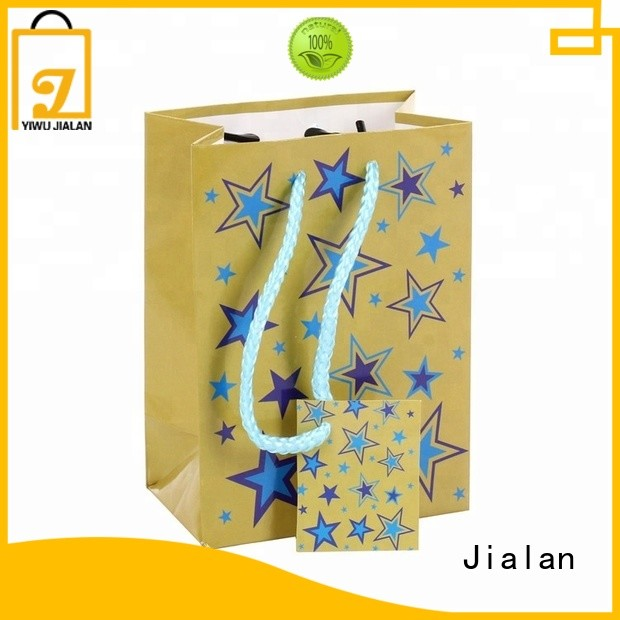 Jialan wholesale gift bags very useful for packing gifts