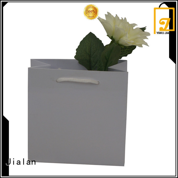 Jialan exquisite personalized gift bags widely employed for gift packing