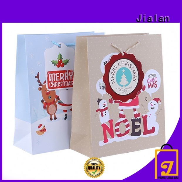 Jialan Eco-Friendly paper bags wholesale needed for packing birthday gifts