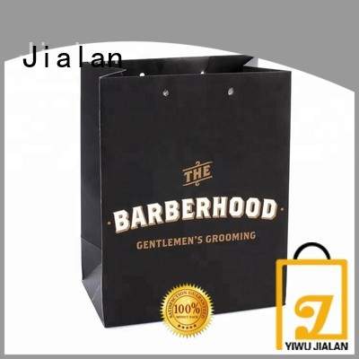 Jialan paper gift bag company for holiday gifts packing
