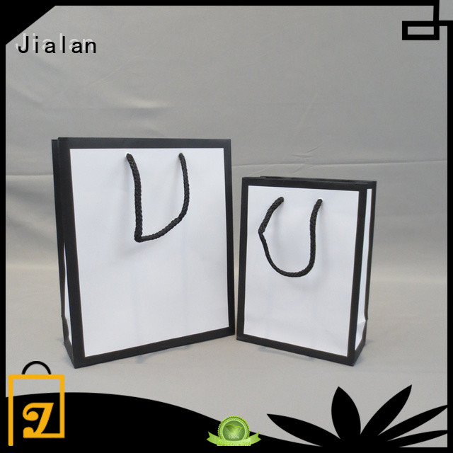 Jialan gift paper bags widely employed for gift packing