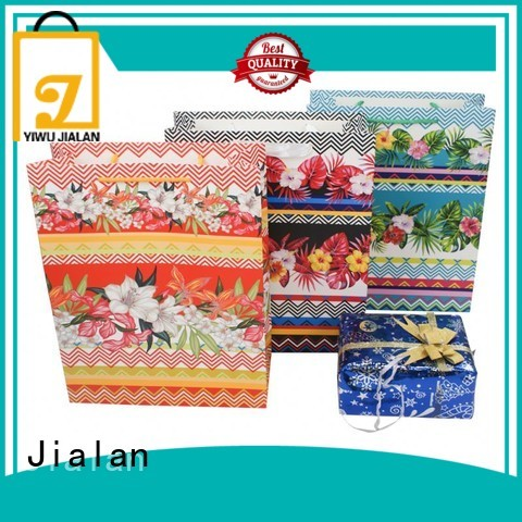 Jialan paper bag company widely applied for