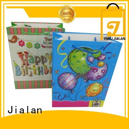 economical paper carrier bags widely employed for packing gifts