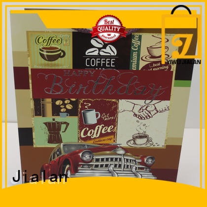 Jialan paper bag needed for holiday gifts packing