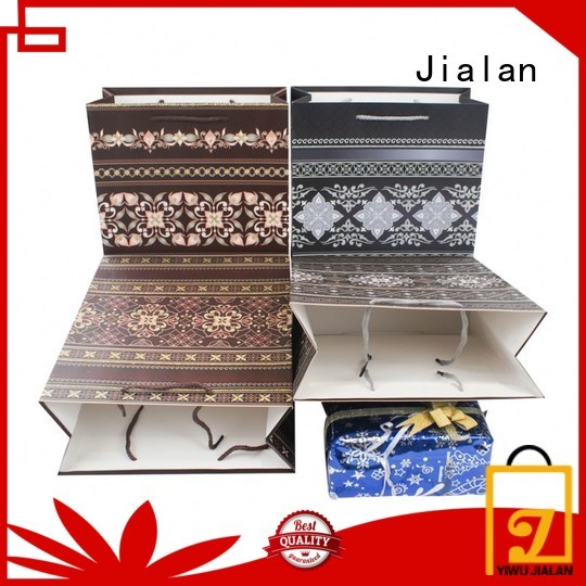Jialan gift bag needed for gift packing