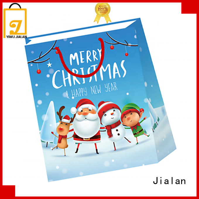 Jialan the paper bag manufacturer for holiday