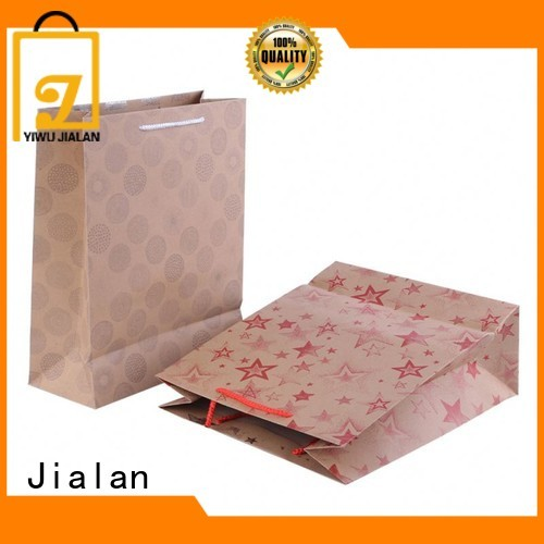 Jialan paper gift bag indispensable for packing birthday gifts